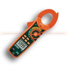 """http://termometer.dk/stromtang-r13561/ac-dc-stromtang-r13589/600a-ac-dc-sand-rms-tangmeter-ncv-53-MA640-r13618  600A AC / DC Sand RMS tangmeter NCV  AC / DC, AC / DC spænding, modstand, frekvens, kapacitans, temperatur, Duty Cycle, diode-og  Integreret kontakt spændingstester med LED advarsel  1.5 """"(40mm) bredde tænger til ledere op til 500MCM  6000 pixel, baggrundsbelyst LCD display  Relativ tilstand for nul kapacitans og offset justering  Data Hold, Min / Max og automatisk..."""