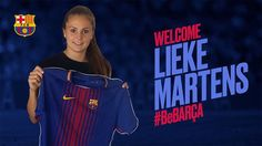 Lieke Martens FC.Barcelona Female Football Player, Football Players, Fc Barcelona, Messi, Sports Women, Coaching, Soccer Girls, Rotterdam, Tops