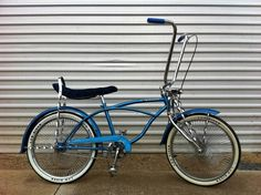 I have a bike almost identical to this. But it's from the 70's. And says sky queen on the side.::