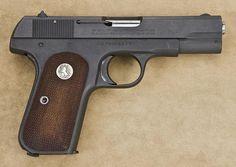 Colt 1903 Officer's Model, marked U.S. PROPERTY