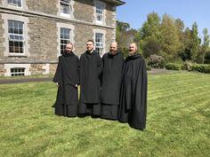 Vestition of Brother John Baptist | Vultus Christi, Benedictine Monks of Perpetual Adoration, Silverstream Priory, Ireland