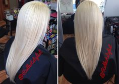COLOR HOW TO: Formula and Steps to Reach Platinum Blonde. Yes please!