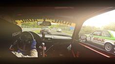 Onboard - Nordschleife schnelle Runde im BMW 318ti E36 RCN Lauf.2 Döttin...
