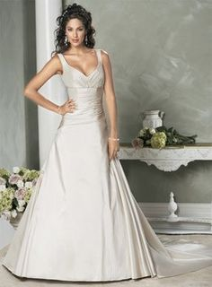 9 Best A Line Wedding Gowns Images Wedding Gowns Wedding
