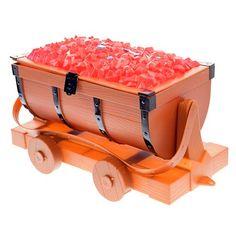 Your WDW Store - Disney Popcorn Bucket - Seven Dwarfs Mine Train Cart