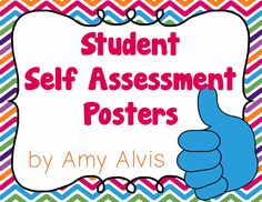 Blog Post About Helping Students SelfAssess Their Own