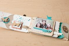 How to make a practical mini-album gift for any event, hobby, interest, or topic.  #CTMH