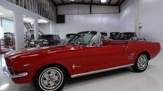 Ford : Mustang ONLY 29,157 ACTUAL MILES! BEAUTIFUL RESTORATION! 1966 ford mustang convertible c code 289 v 8 engine air conditioning stunning