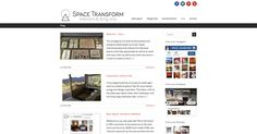 Two Hats Consulting - Website Design For Interior Designer - Space Transform