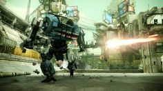 HAWKEN: War is A Machine - Free-to-Play Mech First-Person-Shooter  - If you like Mechs, you'll love this FPS.