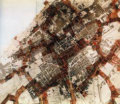 megaestructuras:  Constant Nieuwenhuys | New Babylon |...