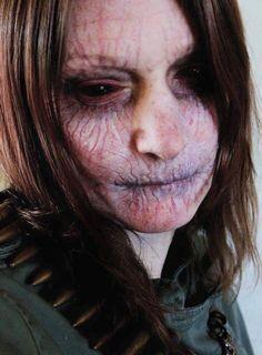 TOP 25 Mejores Maquillajes de Terror que te dejarán IMPACTAD@! - Cabronazi Resurrection