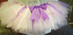 Hey, I found this really awesome Etsy listing at https://www.etsy.com/listing/211753522/pink-purple-white-tutu