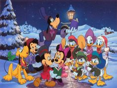Micky & Minnie Mouse & Friends
