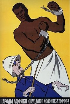 """People of Africa Will Overpower the Colonizers!"" 