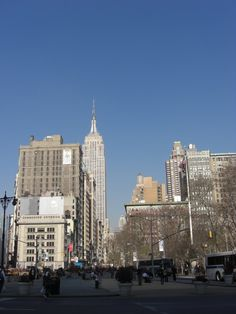 New York, New York, New York... I will live here on day!