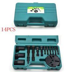 Car Compressor Clutch Sucker Puller Kits Air Repair Tool A/C Parts Seat Covers, Mazda, Car Seats, Leather