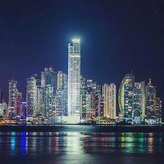 The beautiful city of Panama 2014