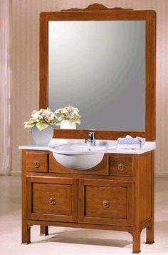 Rusztikus fürdőszoba - www.montegrappamoblili.hu Bathrooms, Vanity, Dressing Tables, Powder Room, Bathroom, Makeup Dresser, Bath, Mirror, Powder Room Vanity