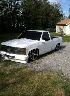 88 98 Chevy Pick Up On Pinterest Chevy Chevy 1500
