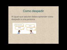 como iniciar una conversacion en ingles - YouTube