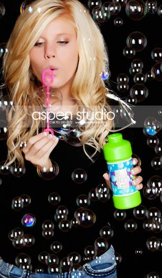 Like this with all the bubbles too! Kinda your style too. :)