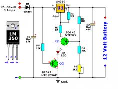 Lead Acid Battery Charger #1 | EEWeb Community