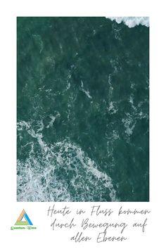Bewegen bring Stagnation in Fluss! Yoga Routine, Yoga Meditation, Yoga Inspiration, Book Of Jonah, Child Of The Universe, Hawaii Honeymoon, Hawaii Vacation, Chronic Illness, Marketing Digital