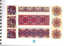 DMC - Bulgarian Embroideries of Folk Embroidery, Cross Stitch Embroidery, Corn Husk Dolls, Tiny Star, Bulgarian, Filet Crochet, Tapestry, Traditional, Knitting