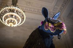 Nick Cave's Performance Installation for Grand Central Terminal | Trendland: Fashion Blog & Trend Magazine