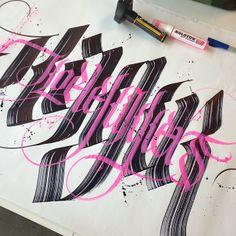 Blackletters by teamblazin