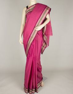 Handloom Cotton Saree without Blouse-230