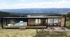 Maison modulaire / contemporaine / en métal / ossature métallique 5 : 5.2 connect homes