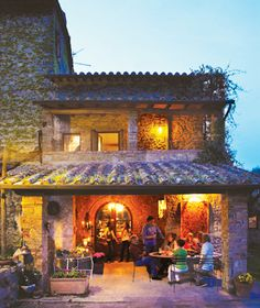Poggio Etrusco, Tuscany, Italy (http://www.poggio-etrusco.com/)