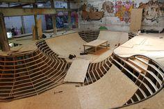 Skate Park, Opera House, Building, Interior, Indoor, Buildings, Construction, Opera, Interiors