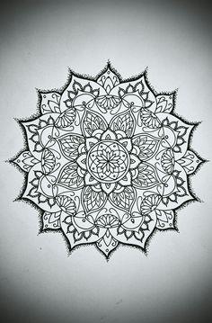 ԑ̮̑♦̮̑ɜ~Mandala para Colorear~ԑ̮̑♦̮̑ɜ Mandala Designs