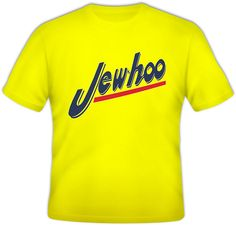 Holiday TShirtJewhoo Official Yellow TShirt for Children by Jewhoo, $18.00