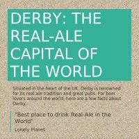 Derby: The Real-Ale Capital of the World