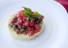 Risotto alla parmigiana estiva | L'idea Pellegrina foodblog