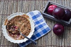 For the sake of plums Plum Tart, A Food, Food Photography, Kitchen, Desserts, Blog, Baking Center, Cooking, Deserts