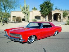 1965 Buick Riviera.