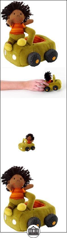 86163 - Lilliputiens - Peluche (5x12x10 cm)  ✿ Regalos para recién nacidos - Bebes ✿ ▬► Ver oferta: http://comprar.io/goto/B004322Y3M