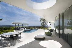 Casa Contemporánea en Trousdale Estates / Dennis Gibbens Architects