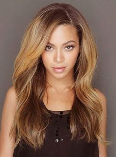 Beyonce Long Loose Wave Human Hair Lace Front Wigs 18 Inches (loose hairstyles for long hair) Beyonce Et Jay Z, Estilo Beyonce, Beyonce Knowles, Beyonce Hair Color, Beyonce Blonde, Beyonce Curly Hair, Beyonce Makeup, Blond Ombre, Hair Colors