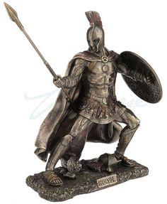 Hector Trojan Prince In The Trojan War Statue