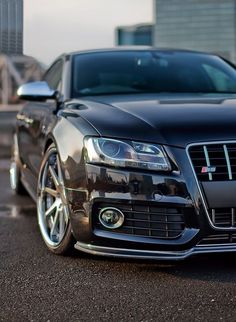 ♂ Black car Audi S5..ok, forget the other cars I 'll take this one for sure~~~~~~SWEET