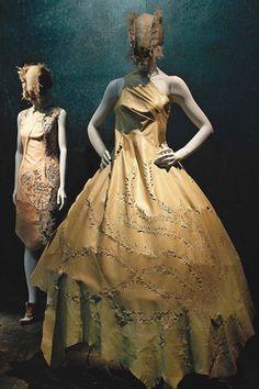 Alexander McQueen 'Savage Beauty' exhibition to reopen in London