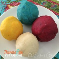 The Thermomix playdough recipe from the EDC has always been a little hit and miss for my liking especially when it comes to my 3 year old nephew – who just happens to know his playdough! So after months of tweaking the thermomix playdough recipe and having it put through the kid test – we …