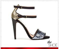 silver and gold // Zara // #nye2011 // $90