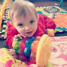Check out this BabyCenter photo contest: Baby's First Tooth